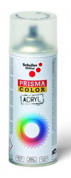 Acryl Sprühlack Lackspray farblos matt / glanz 400ml Prisma Color Schuller