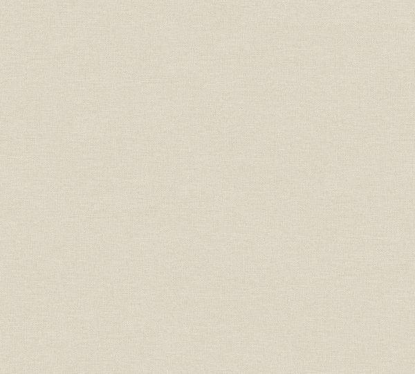Uni Vlies Tapete Textil Optik beige grau Palila