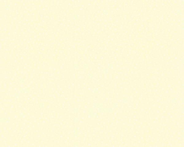 Vliestapete Uni Punkte Struktur gelb grün Esprit Kids