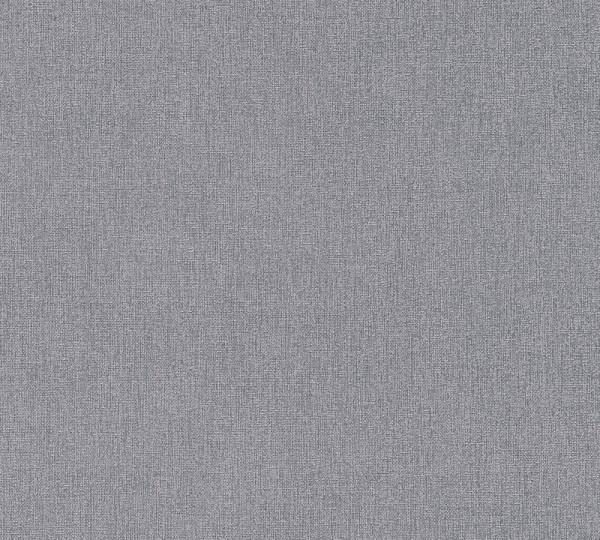 Vliestapete Uni Struktur dunkel grau Elegance