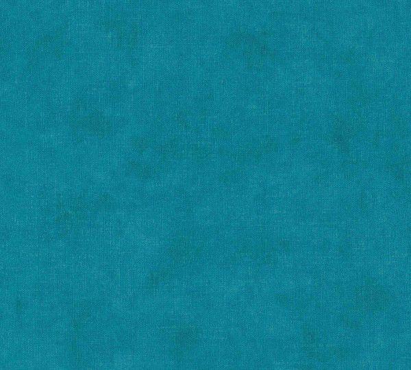 Vliestapete Uni Textil Optik türkis