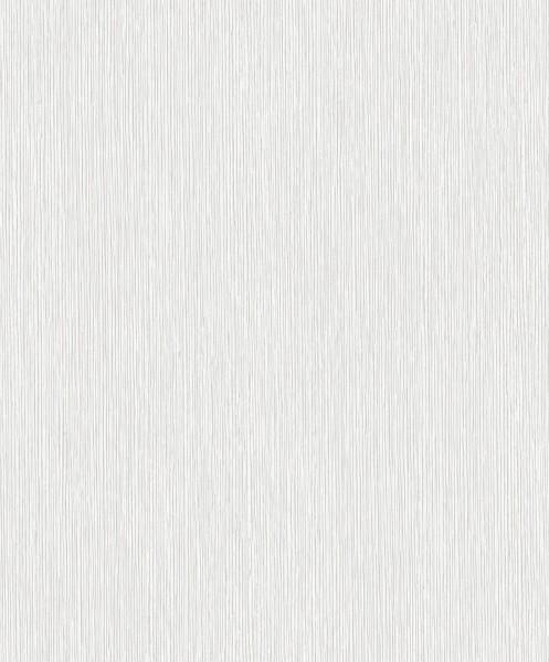 Vliestapete Uni Struktur weiß silber