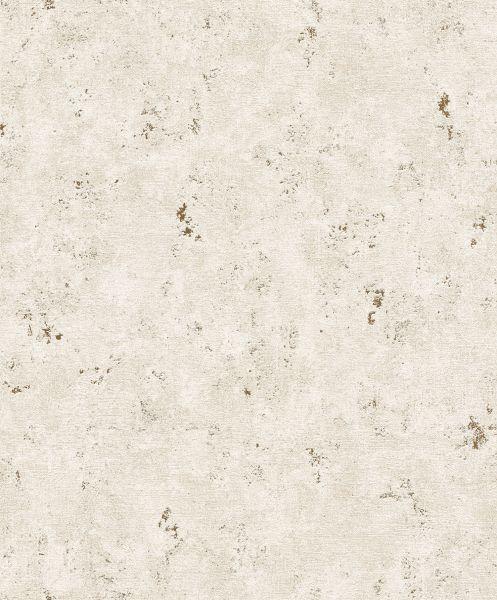 Vliestapete Beton Optik creme beige bronze