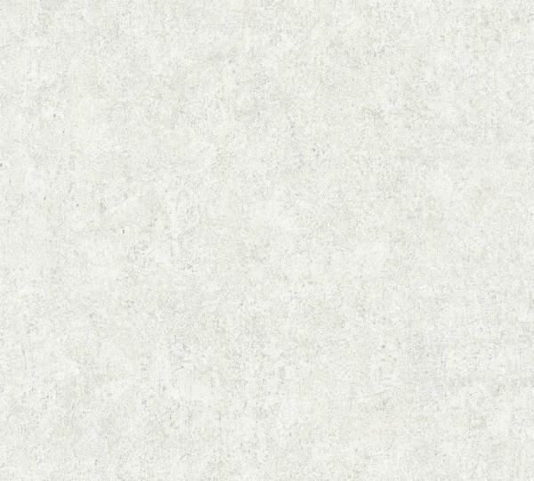 Vliestapete A.S Création Neue Bude 2.0 Putzstruktur Optik creme grau