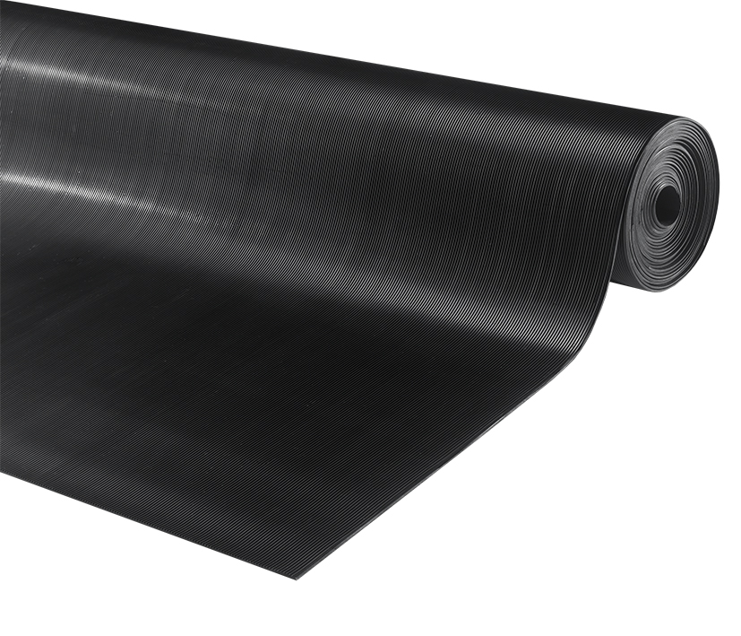 Tidyard Bodenmatte rutschfest strapazierf/ähig Gummimatte eignet Sich ideal f/ür eine Vielzahl von Anwendungen im Haushalt und Industrie-Gr/ö/ße:1,2 x 2 m Schwarz L x B