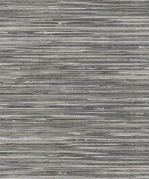 Japangras Sisal Natur Optik Vliestapete grau silber