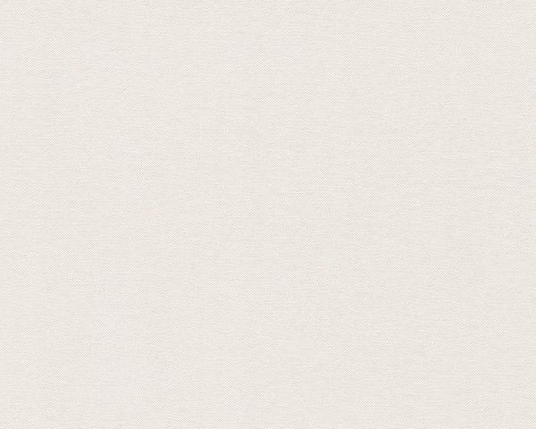 Vliestapete Uni Textil Optik Struktur creme weiß Elegance