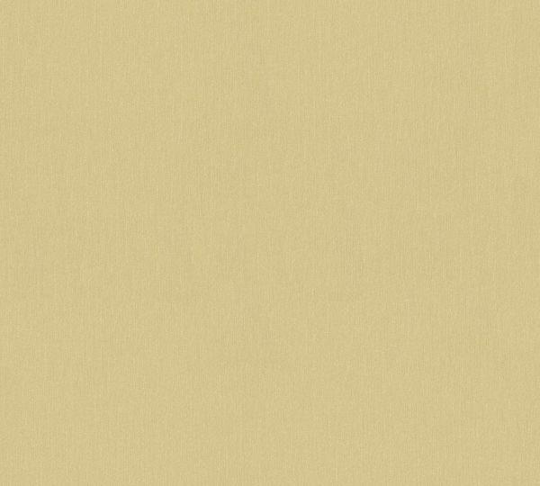 Uni Textil Vliestapete gelb gold metallic Versace 4