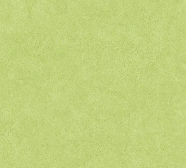 Vliestapete A.S Création Neue Bude 2.0 Uni grün