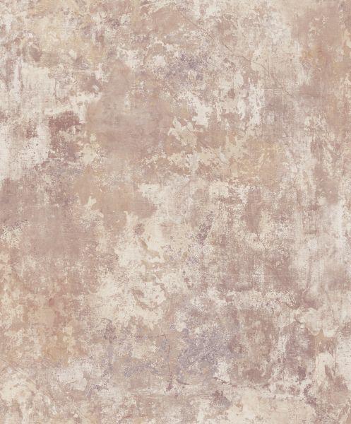Vliestapete Shabby Beton Optik alt rosa verwittert
