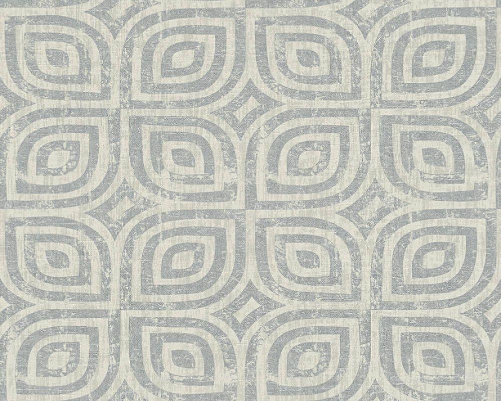 Vliestapete Esprit Uni Struktur Strukturtapete Muster Punkte Trend Design Mint