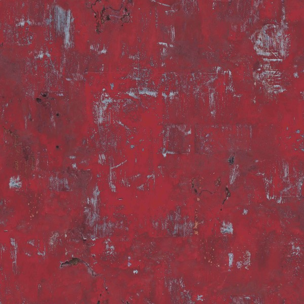 Vliestapete Beton Optik verwittert rot grau 3503