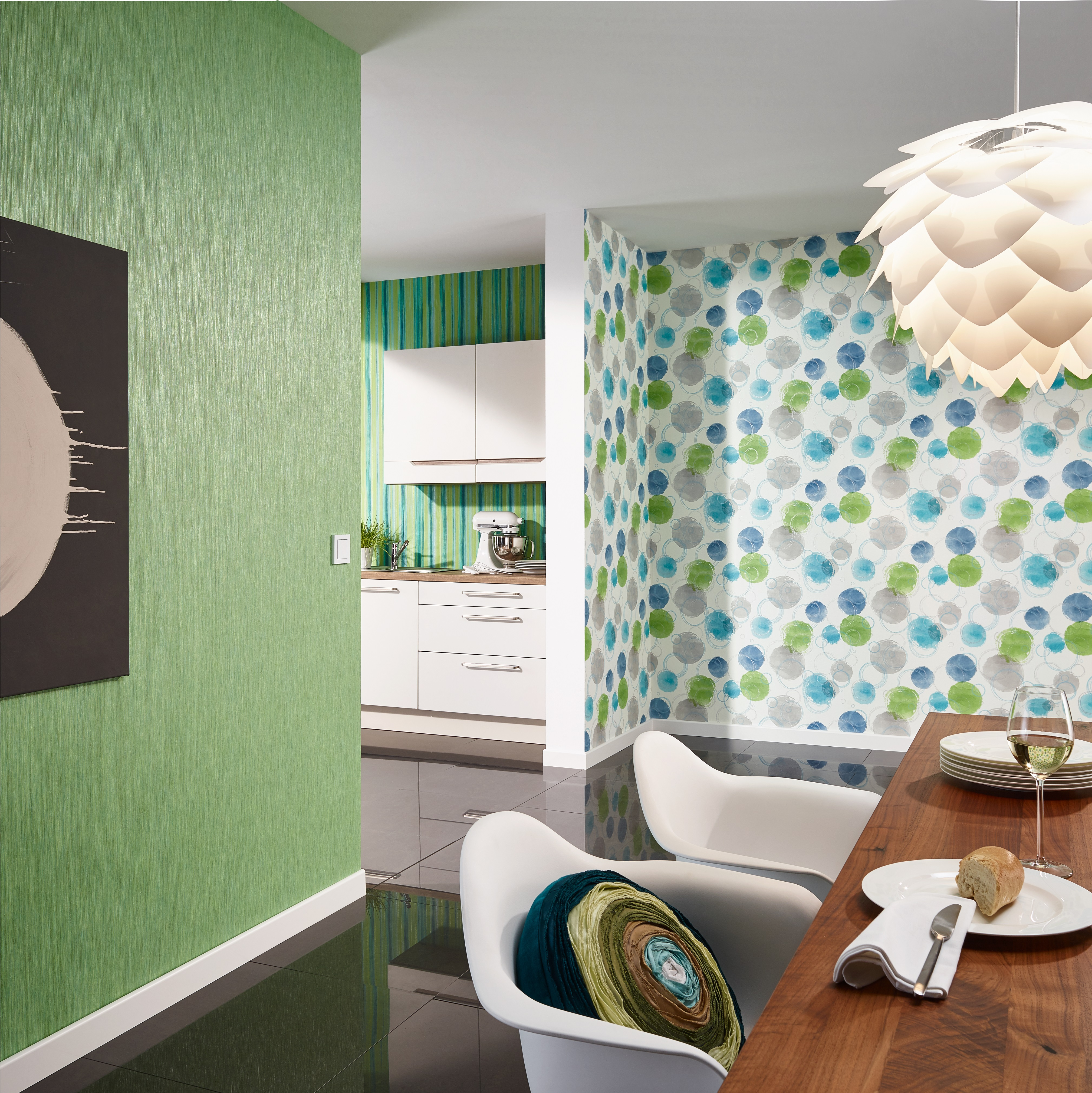 ausgefallene tapeten joratrend tapetenshop. Black Bedroom Furniture Sets. Home Design Ideas