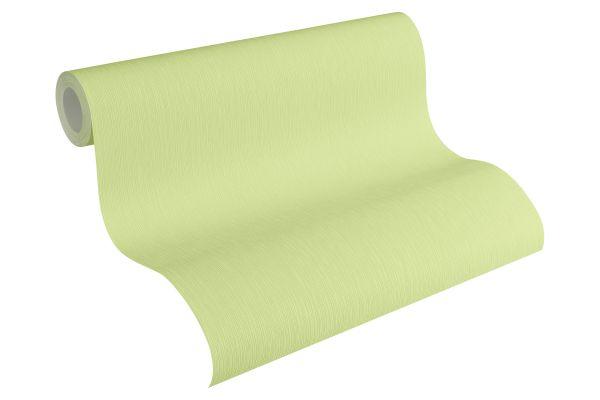 Uni Struktur Vliestapete Esprit Kids grün