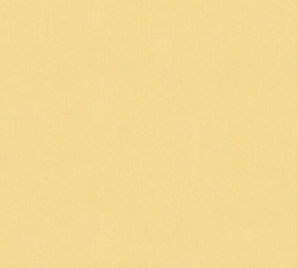 Vliestapete Uni Struktur gelb glanz Chateau 5