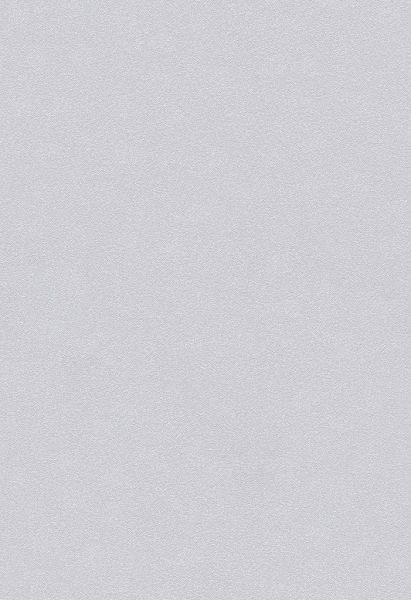 Vliestapete Carat Uni weiß silber glänzend