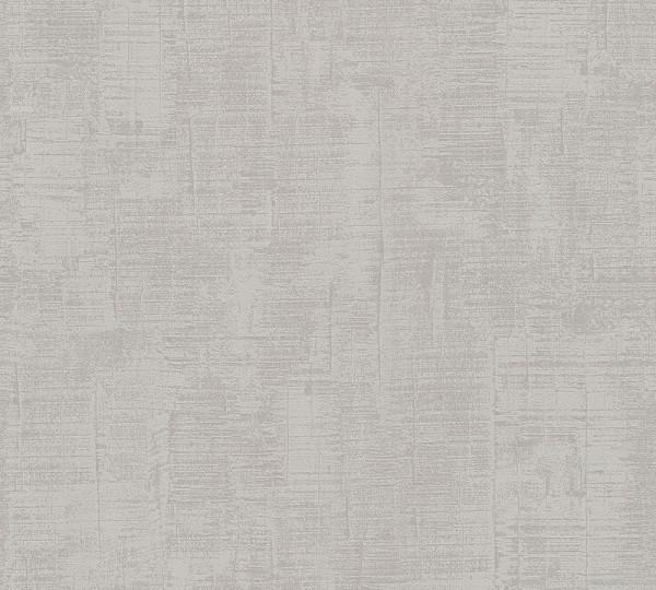 Vliestapete Uni grau beige Putzoptik