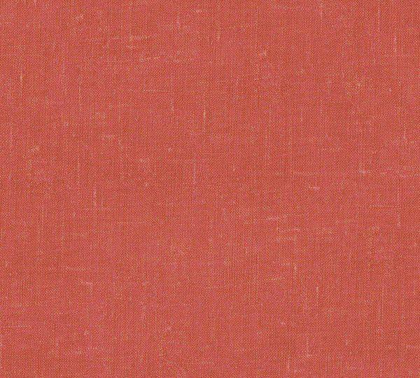 Vliestapete Uni Struktur Textil Optik rot