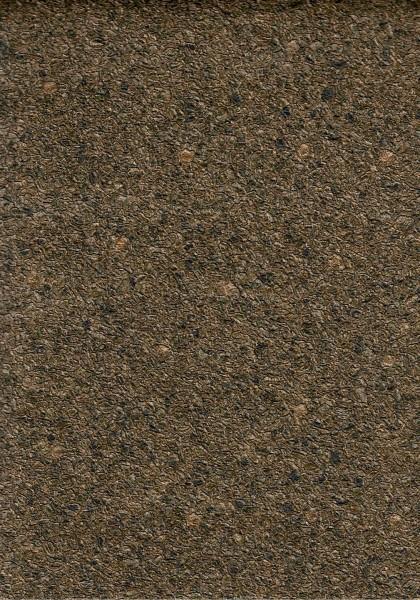 Vlies Tapete schwarz gold Uni Stein Struktur metallic