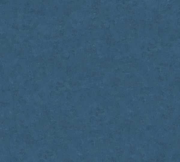 Uni Vlies Tapete petrol blau Palila