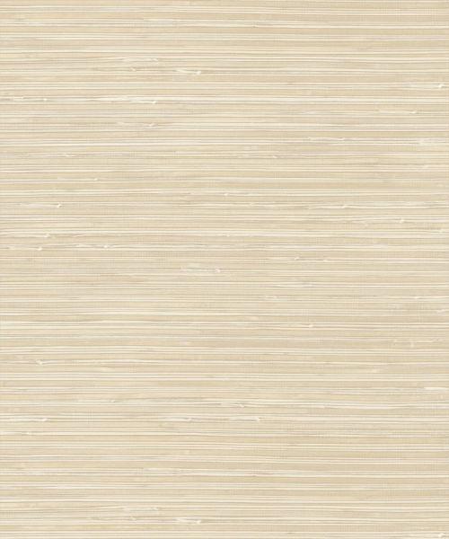 Japangras Sisal Natur Optik Vliestapete beige