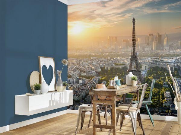 Fototapete Digitaldruck Paris Eiffelturm 255 x 350 cm