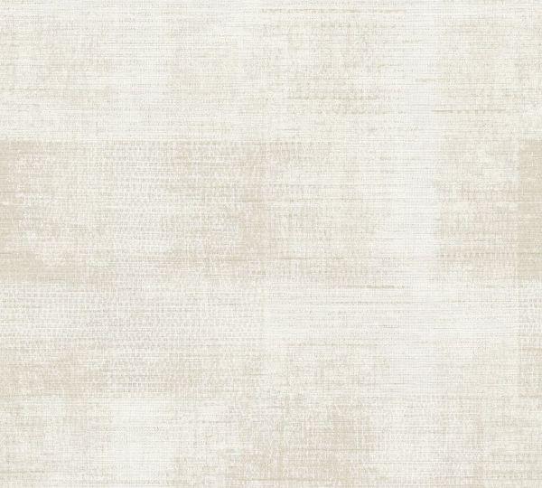 Vliestapete Patina Textil Optik creme beige