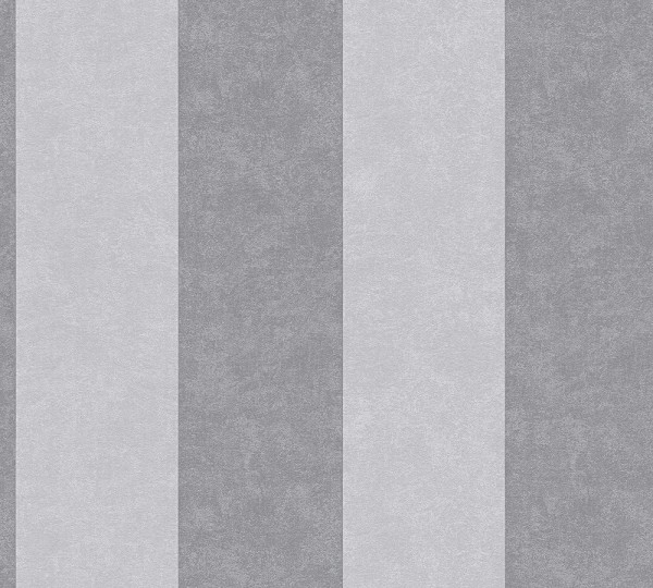 Vliestapete Streifen grau Memory 3