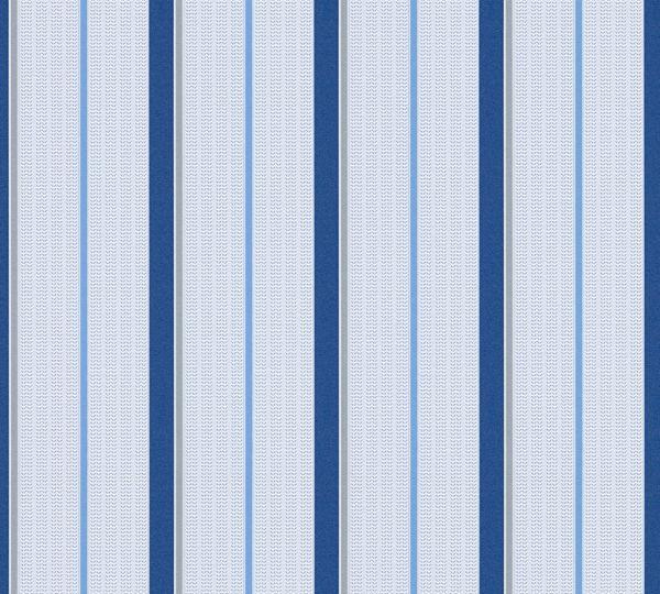 Vliestapete Esprit Kids Streifen blau