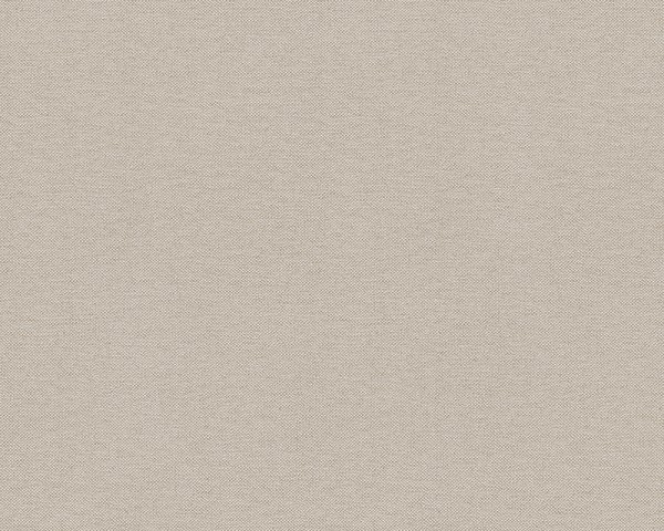 Vliestapete Uni Textil Optik Struktur braun Elegance