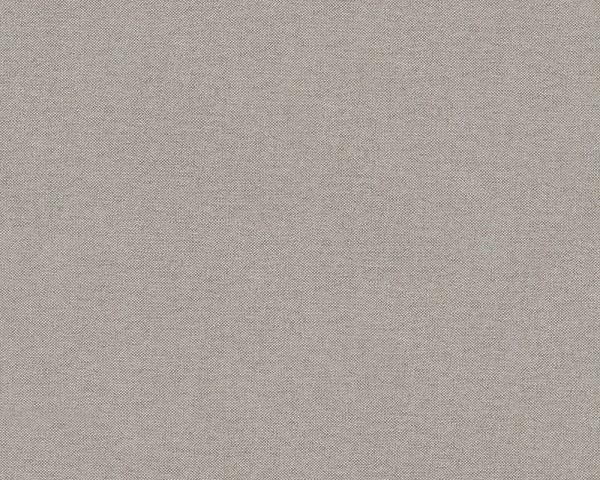 Vliestapete Uni Textil Optik Struktur beige braun Elegance