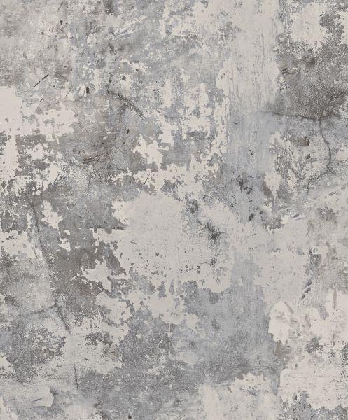 Vliestapete Beton Optik Industrial Look taupe grau