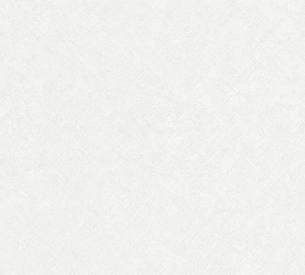 Vliestapete Uni Struktur Boho weiß grau
