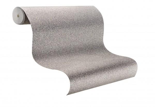 Vliestapete silber mit gold uni Struktur Hochwertige Qualität Stein Optik /Struktur 8803-4
