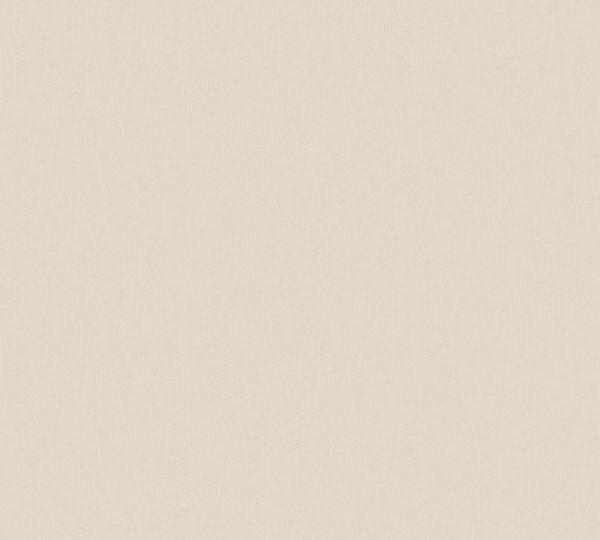 Vliestapete Uni grau beige glanz Chateau 5