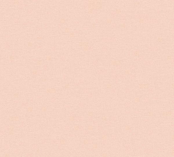 Uni Vlies Tapete Textil Optik rosa Palila