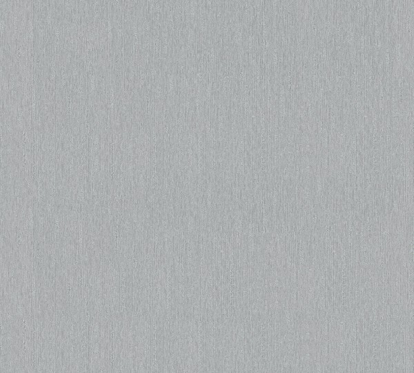 Vliestapete Uni grau metallic Hermitage