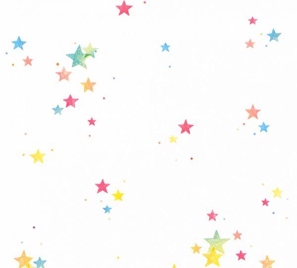 Esprit Kids Tapete bunte Sterne