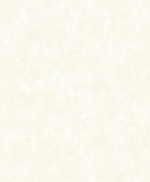 Vliestapete Spachtel Putzstruktur creme weiß