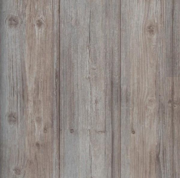 Vlies Tapete Antik Holz Muster rustikal braun grau