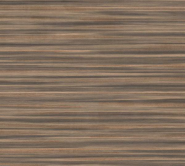 Vliestapete Holz Querstreifen Muster braun bronze
