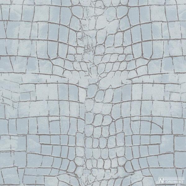Vliestapete Bruchstein Stein Struktur pastell blau