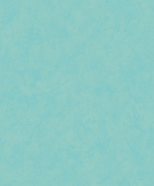 Vliestapete Spachtel Putzstruktur türkis blau