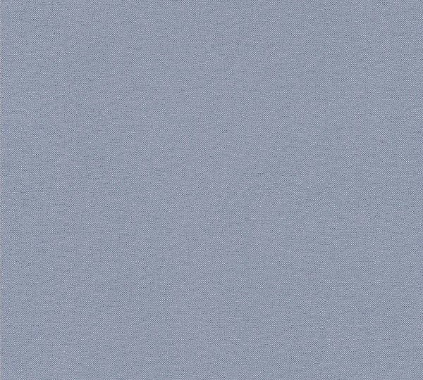 Vliestapete Uni Textil Optik Struktur blaugrau Elegance