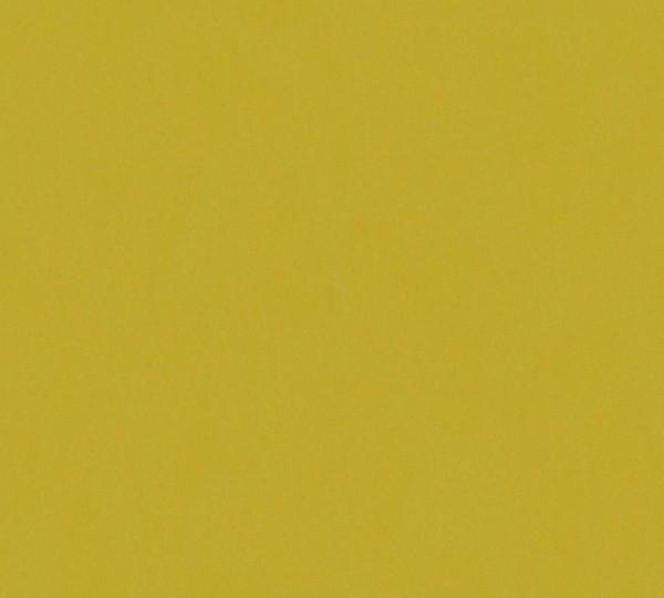 Vlies Tapete Uni grün gelb matt