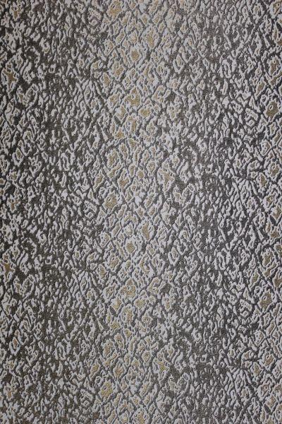 Struktur Vliestapete Textil Optik braun gold metallic