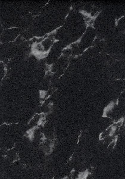 Marmor Platten Optik Vliestapete schwarz