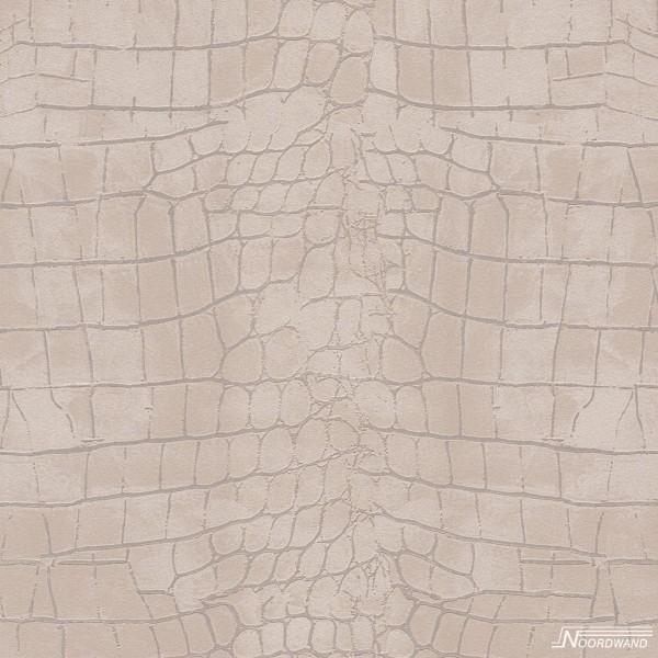 Vliestapete Bruchstein Stein Struktur taupe creme