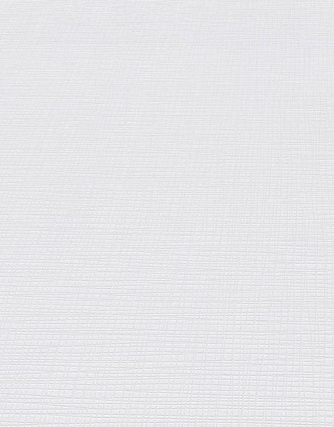 Vliestapete Uni feine Linien Struktur weiß