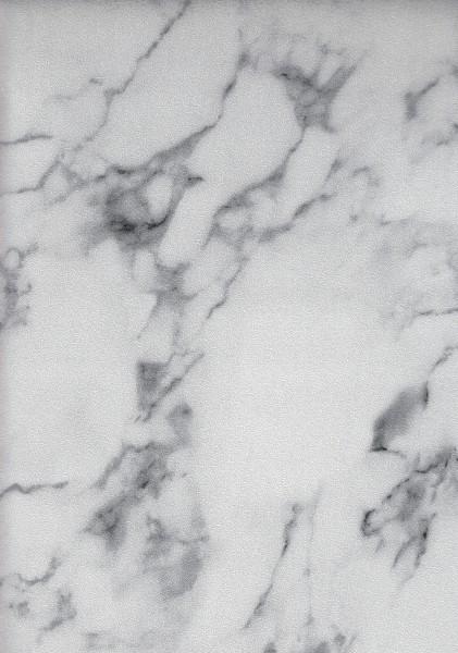 Marmor Platten Optik Vliestapete weiß grau